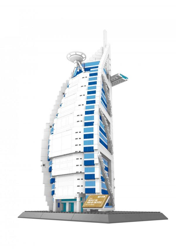 The Burjal Arab Hotel of Dudai