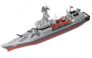 Large Destroyer Ship