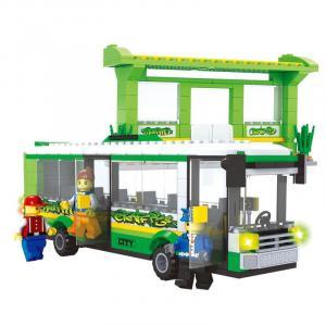 City Bus green