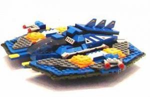 Space Ship Octagon