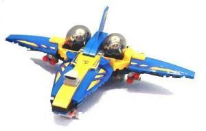 Space Ship Blue Arrow