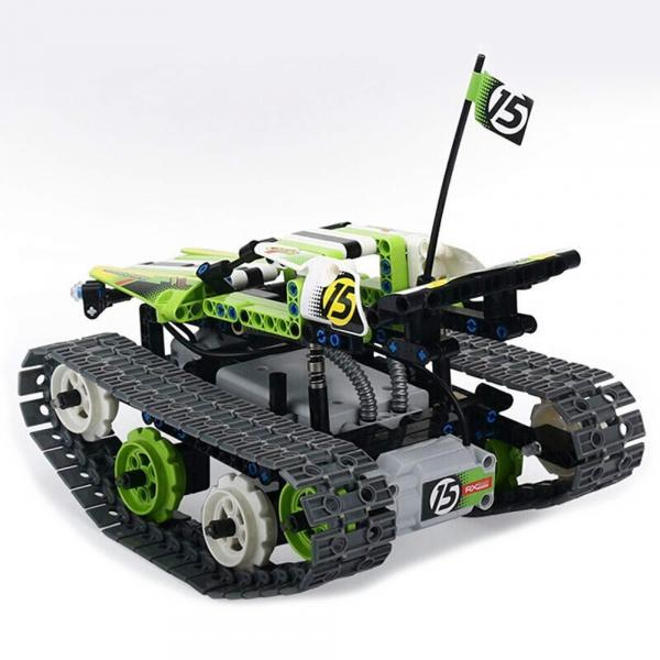 Ferngesteuerter High Speed Stunt Buggy 2.4G 4CH  - 3in1 Modell