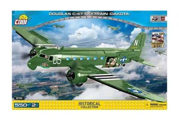 Douglas C-47 Skytrain (Dakota) D-Day Edition
