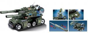 RED ALERT Tank III
