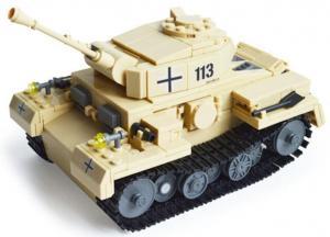 WWII Tank Germany, Ausführung H