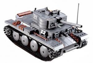 WWII Tank Germany, Panzerkampfwagen II