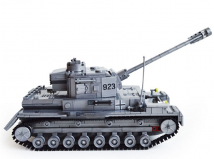 WWII Tank Germany, Panzerkampfwagen IV