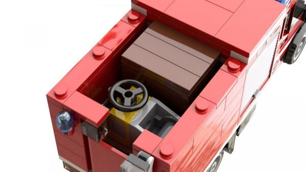 Firetruck Turin IV, GW-IUK