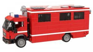 Firetruck Augsburg, 8163 ELW