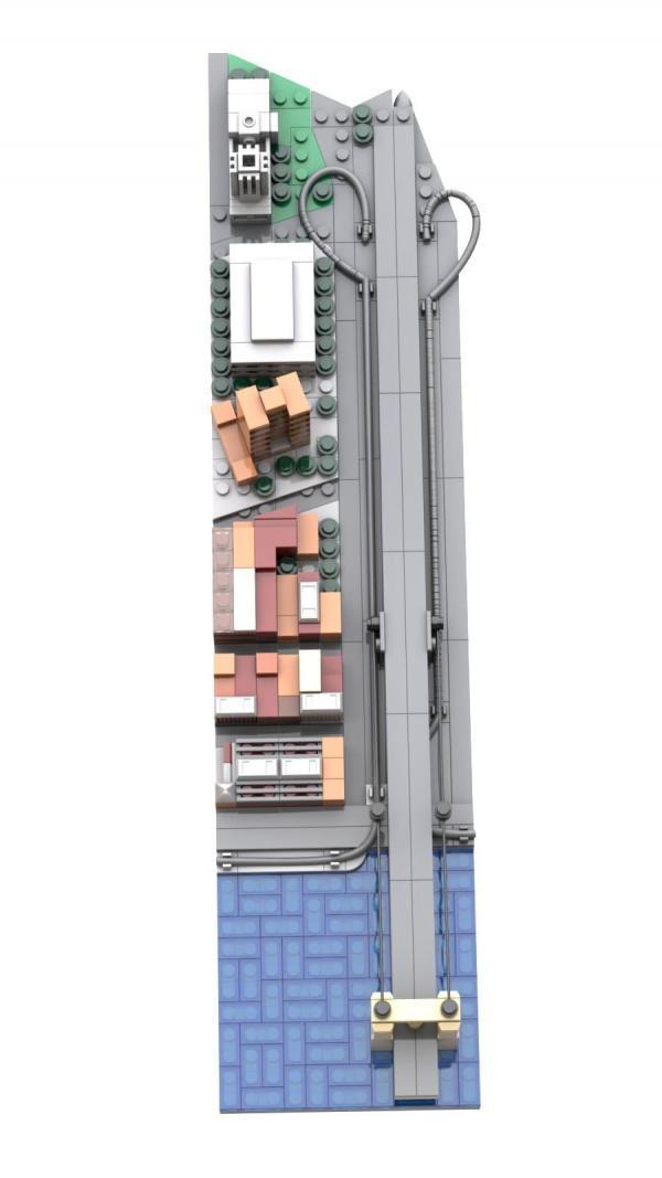 Manhattan Unit 9 Brooklyn Bridge