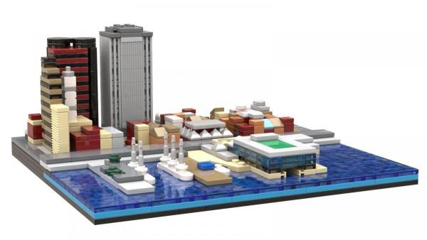 Manhattan Unit 12 South Street Seaport