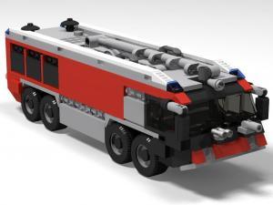 Feuerwehr LKW T52, Flugfeldlöschfahrzeug FLF