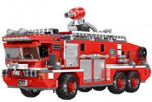 Water Tank Fire Truck