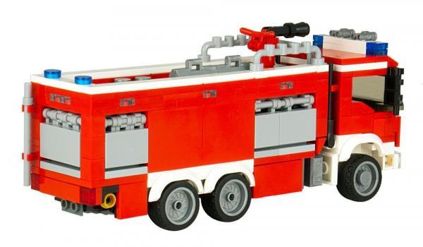 Firetruck Augsburg, TGS, GTLF 26-360