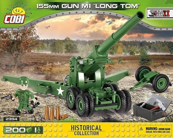 155 mm Geschütz M1 Long Tom