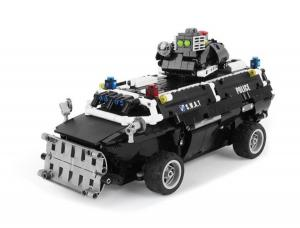 SWAT Einsatzfahrzeug