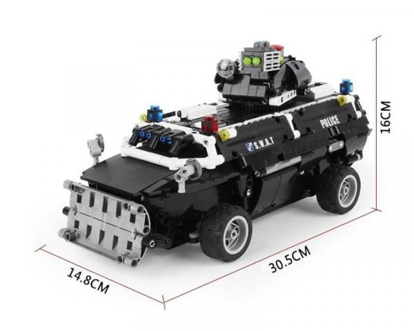 SWAT Car