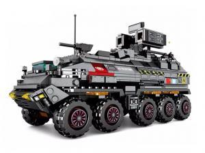 Military Transporter Medium