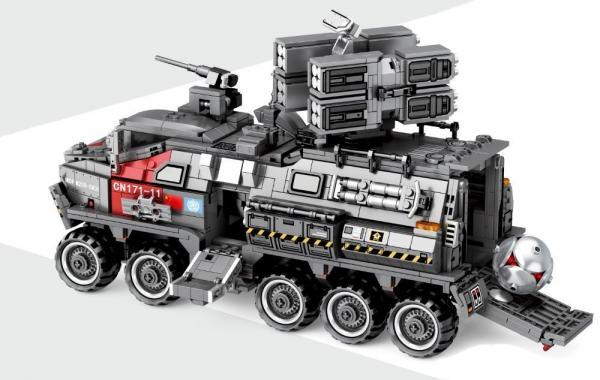 Military Big Transporter