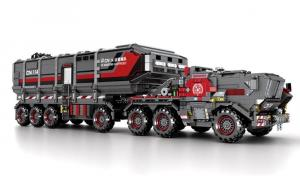 Large Cargo Transporttruck
