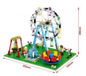 Ferris Wheel Fun Fair Building Block
