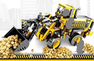 Sembo Technik Construction Vehicle Wheel Loader
