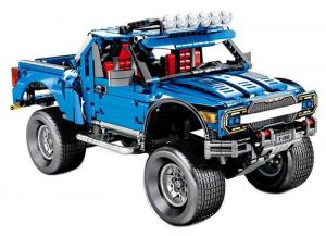 Technik Raptor blue Pickup Truck