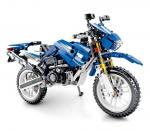 Technik Motorcross Motorcycle