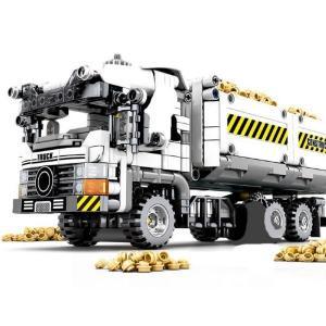 Sembo Technik construction vehicle tipping lorry