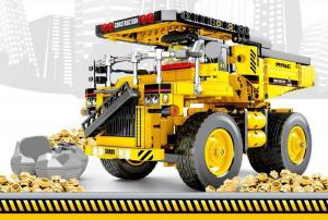 Technik construction vehicle dumper loader