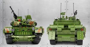 Militärischer Kampfpanzer Typ 99