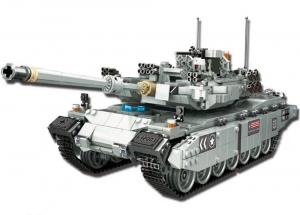 Military Battle Tank Leo 2