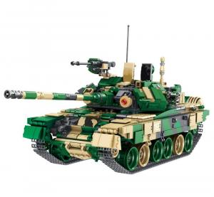Militärischer Kampfpanzer Typ 90