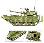 Military Amphibian IFV ZBD-05