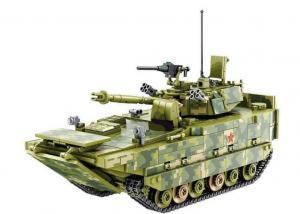 Militärischer Amphibien Schützenpanzer ZBD-05