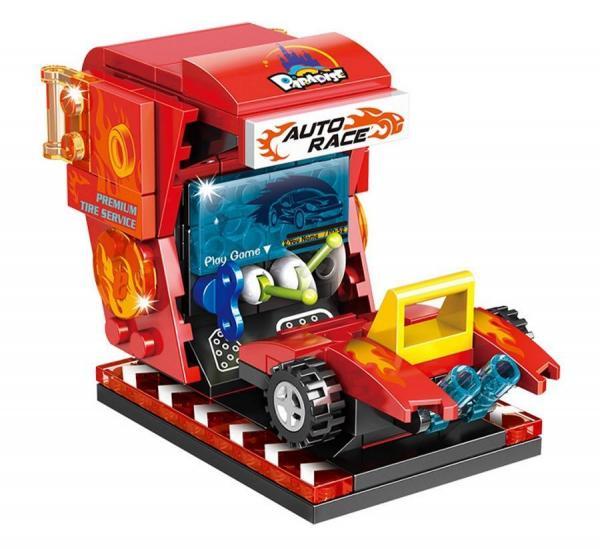 Paradise Arcade Game Machine: Auto Race