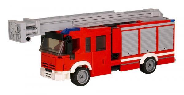 LKW Turin, Feuerwehr, HULF FF180, E30
