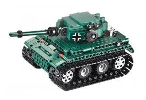 Ferngesteuerter Technik Panzer Tiger 1, 2.4 G