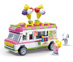 Snoopy Ice Truck