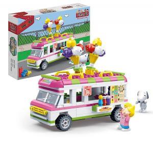 Snoopy Ice Truck