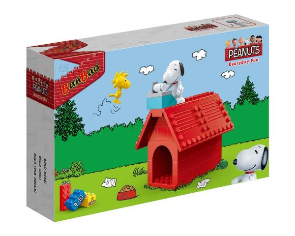 Snoopy dogs home