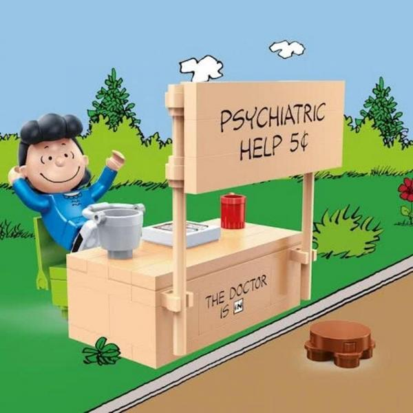 Snoopy Psychiatric Help