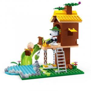 Snoopy Wachturm