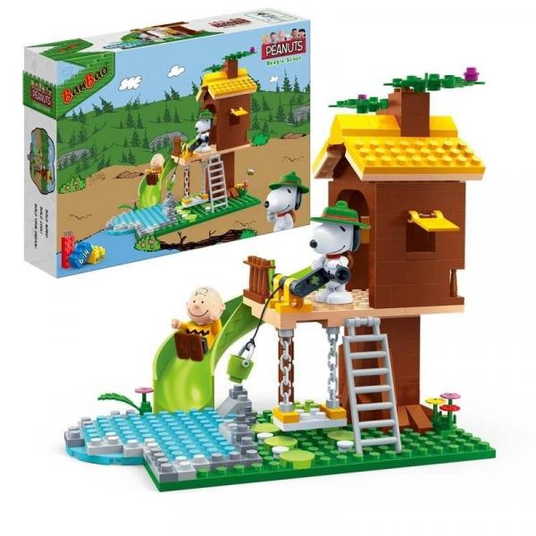 Snoopy Watchtower