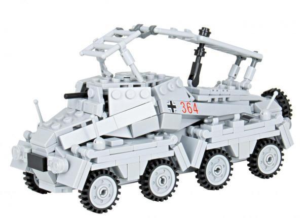SdKfz-263 Funkspahwagen