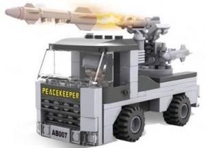 Raketen LKW