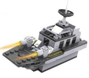Armor Boat