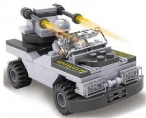 Raketen Jeep