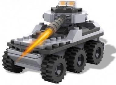 6x6 Armor Truck