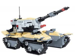 Double Gun Assault Tank